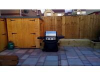 Gas 3 burner BBQ for sale £50 ono