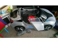 Electrick ride on BMW age 12 to 36+ months
