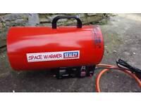 Sealey LP55 space heater workshop heater