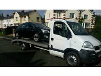 Bartek Recovery Wrexham Scrap cars wanted