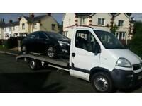 Bartek Recovery Wrexham Scrap cars wanted