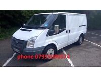 ford transit 85 t260 turbo diesel 2010 60 plate white unlettered