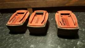 Hilton batteries 3x 2x3.3ah and one 5.2 all in good condition!Can deliver or post!