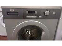 Silver Grey Haier 1200 Washing Machine for sale