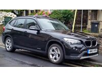 BMW X1 DIESEL ESTATE sDrive 18d SE 5dr Step Auto, 2013, Low Milage