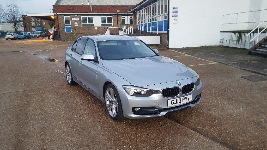 bmw f30 318d 2013 low milage 35700 in southampton. Black Bedroom Furniture Sets. Home Design Ideas
