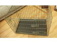 Large dog/pet crate cage