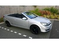 PRICE REDUCED! Vauxhall Astra Twintop 1.8 spares or repairs