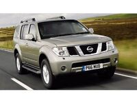 March 2008 Nissan Pathfinder 2.5 Dci Aventura 7 Seater! Top Spec! Heated Leather! Sat Nav! Camera!