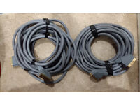 scart cable 10 m long
