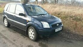 Ford fusion years mot