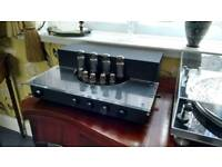 Audio Innovations series 500 class a valve tube amplifier serviced mint