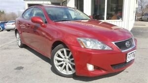 2007 Lexus IS 250 Ulta Prem - Nav! Camera!