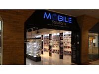 MOBILE PHONE TECHNICIAN OR HAVE RETAIL EXPERIENCE IN MOBILE PHONES