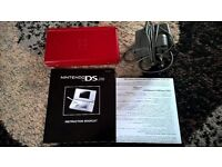 Nintendo DS Lite with 13 Games