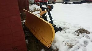 2000 Fisher plow