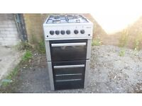 cooker gas beko silver