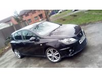 SEAT IBIZA 1.4 SPORT 2009 COUPE MOTD LOW MILAGE CHEAP TAX INSURANCE LOW BAND 5DOOR ****