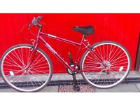 New condition gents bike