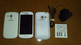 Samsung S3 Mini with double capacity battery