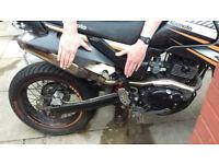 Lexomoto 125cc