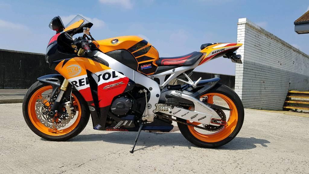 Honda Repsol Fireblade 1000rr