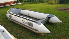 Avon Supersport 4m Inflatable boat