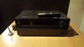 Onkyo NR-579 7.1 4K Upscaling Surround AV Receiver/Amplifier