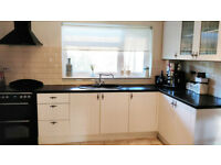 Kitchen for Sale £450 - Sink and tap included - Optional oven hood and fridge freezer