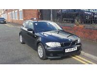 2006 (55 reg), Hatchback BMW 1 Series 1.6 116i ES 5dr £2,495 p/x welcome