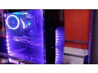 Gaming pc Beast i7 7700k gtx 980ti {may swap for gaming laptop