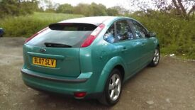 Automatic Ford Focus 1.6 Zetec Climate 5dr with full service History