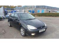 2004 (04 Reg) Ford Focus 1.8 TDCI Ghia 5dr For Sale, £595, 12 Months Mot on Sale & 3 Months Warranty
