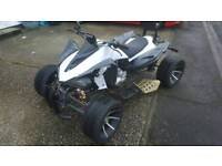 250 cc road legal quad bike