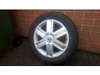 Renault Alloy Wheel Set Megane/Scenic/Clio/Swap