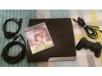 ***PS3 Slimline Console Wireless Controller & FIFA 16***