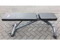 BODYMAX CF325 FID UTILITY WEIGHTS BENCH - flat - incline - decline