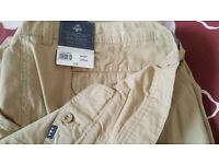 3 PAIRS OF GENTS BRAND NEW TROUSERS FOR SALE 50 WAIST