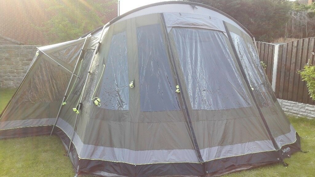 Outwell Montana 6p tent and awning | in Royston, South ...