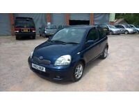 TOYOTA YARIS, 1.0 , NEW MOT, 69K MILES, CHEAP INSURANCE