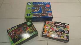 Children's jigsaws bundle 1