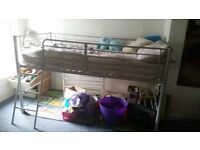 good condition mid sleeper bed