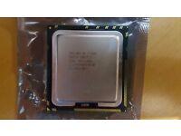 Intel i7 920 CPU 2.66GHz Processor 4 cores / 8 threads - Socket 1366