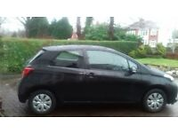 Toyota Yaris excellent condition. Free tax and cheap to insure.