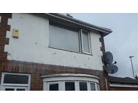 STUDIO FLAT SELF CONTAINED ..£450PM/£150 DEPOSIT, SUIT WORKING TENANT SWAINSON ROAD LE4 9DQ,