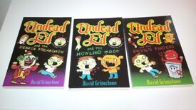 3 x New 'Undead Ed' books