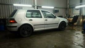 VW alloy wheels 5x100