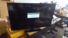 "NEON 47"" DIGITAL LED SMART FREEVIEW HD TV C47227 3D IPTV T2"