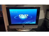 "DM Tech 17"" TV/DVD PLAYER"