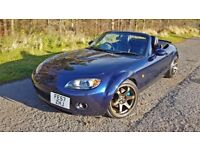 Mazda MX5 1.8 Mk3 beautiful low mileage example with full service history
